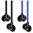 Veho 360 Stereo Noise Isolating Earphones: Image 1