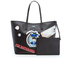 Karl Lagerfeld Women's K/Jet Karl Shopper Bag - Black: Image 8