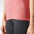 adidas Women's Primeknit Wool Running T-Shirt - Easy Coral: Image 7