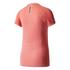 adidas Women's Primeknit Wool Running T-Shirt - Easy Coral: Image 2