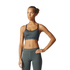 adidas Women's Strappy Low Support Sports Bra - Black: Image 3