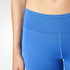 adidas Women's Workout Tights - Blue: Image 5