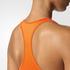 adidas Women's TechFit Medium Support Sports Bra - Energy Red: Image 6