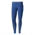 adidas Women's Climachill Tights - Mystery Blue: Image 1