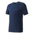 adidas Men's ID Stadium T-Shirt - Navy: Image 1