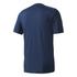 adidas Men's ID Stadium T-Shirt - Navy: Image 2