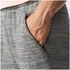 adidas Women's ZNE Travel Jogging Pants - Storm Heather: Image 8