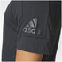 adidas Men's ID Stadium T-Shirt - Black: Image 8
