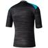 adidas Men's TechFit Base GFX Compression T-Shirt - Black: Image 2