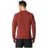 adidas Men's ZNE Crew Sweatshirt - Mystery Red: Image 5