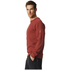 adidas Men's ZNE Crew Sweatshirt - Mystery Red: Image 4