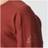 adidas Men's ZNE Crew Sweatshirt - Mystery Red: Image 8