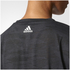 adidas Women's Aeroknit Boxy Crop Top - Black: Image 7