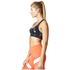 adidas Women's Climachill Marble High Support Sports Bra - Black: Image 4