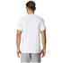 adidas Men's ID Stadium T-Shirt - White: Image 5