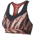 adidas Women's TechFit Graphic Medium Support Sports Bra - Print/Energy: Image 1