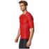 adidas Men's TechFit Climachill T-Shirt - Scarlet: Image 4