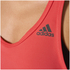 adidas Women's D2M Tank Top - Core Pink: Image 8