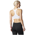 adidas Women's TechFit Medium Support Sports Bra - White: Image 3