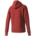 adidas Men's ZNE Hoody - Mystery Red: Image 2