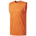 adidas Men's Supernova Sleeveless Running T-Shirt - Energy Orange: Image 1