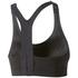 adidas Women's Climachill High Support Sports Bra - Black: Image 2