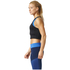adidas Women's Speed Crop Tank Top - Black: Image 4
