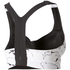 adidas Women's Climachill Marble High Support Sports Bra - White: Image 2