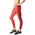 adidas Women's D2M 3 Stripe Tights - Core Pink: Image 4