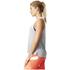 adidas Women's Boxy Melange Tank Top - White: Image 4