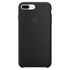 Apple iPhone 7 Plus Silicone Case - Black: Image 2