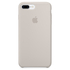 Apple iPhone 7 Plus Silicone Case - Stone