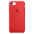 Apple iPhone 7 Silicone Case - Red: Image 2