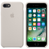 Apple iPhone 7 Silicone Case - Stone: Image 1