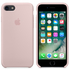Apple iPhone 7 Silicone Case - Pink Sand: Image 1