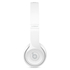 Beats by Dr. Dre Solo3 Wireless Bluetooth On-Ear Headphones - Gloss White: Image 4