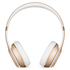 Beats by Dr. Dre Solo3 Wireless Bluetooth On-Ear Headphones - Gold: Image 3