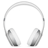 Beats by Dr. Dre Solo3 Wireless Bluetooth On-Ear Headphones - Silver: Image 3