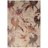 Flair New Jersey Rug - Print Birds Chenille Cream: Image 2