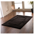 Flair Sierra Apollo Rug - Black: Image 1