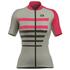Alé Women's PRR 2.0 Piuma Jersey - Grey/Pink: Image 1