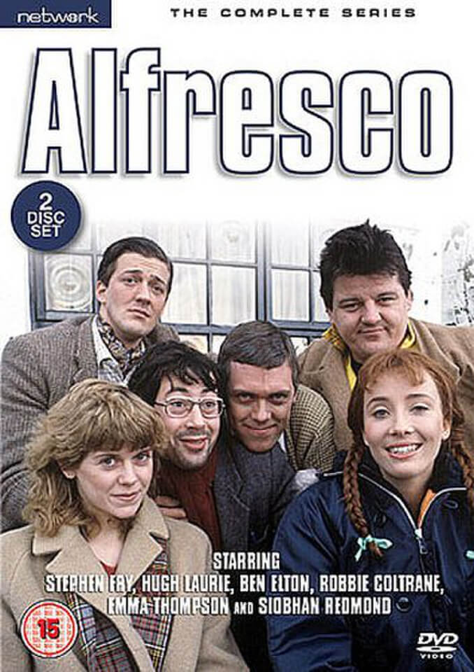 Alfresco - The Complete Series
