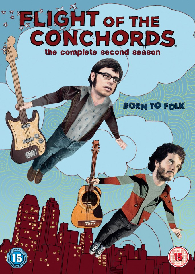 Flight Of The Conchords Season 2