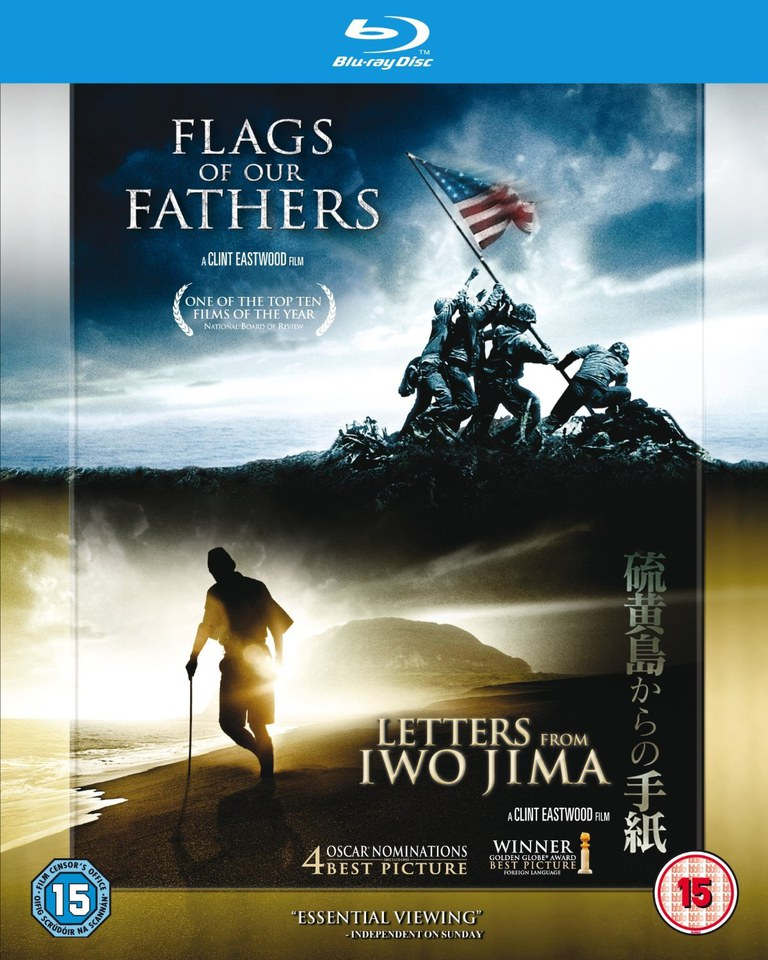 Flags of Our Father/ Letters From Iwo Jima