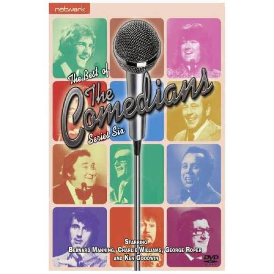 Comedians - Series 6 - Complete