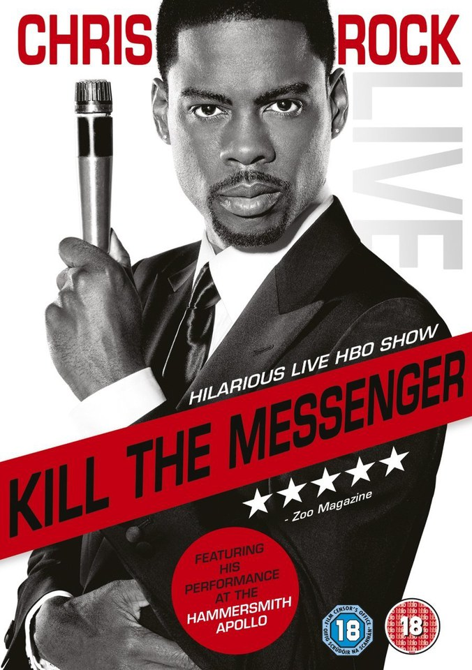 Chris Rock - Kill The Messenger