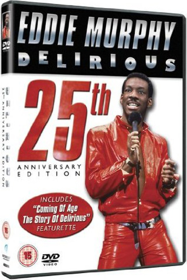 Eddie Murphy Delirious 25th Anniversary Edition