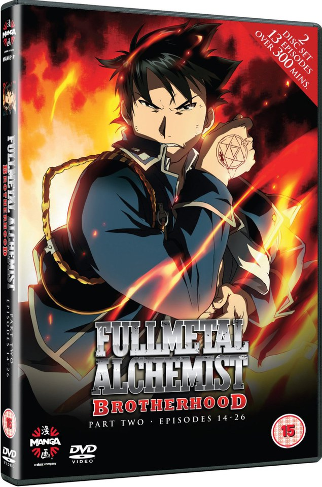 How Many Episodes Of Fullmetal Alchemist Brotherhood Are ...