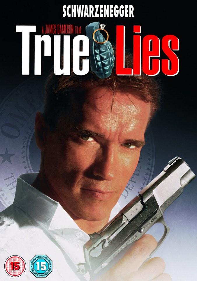 True Lies Dvd Zavvi