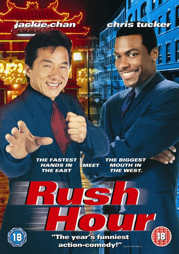 Rush Hour DVD | Zavvi